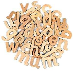 Wooden Letter Sets